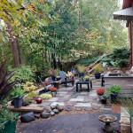 Cách thiết kế khu vườn nhà đẹp mà không mất nhiều công chăm sóc