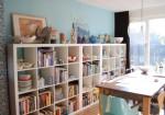 Tư vấn cách thiết kế xây dựng thư viện sách trong nhà cho bạn
