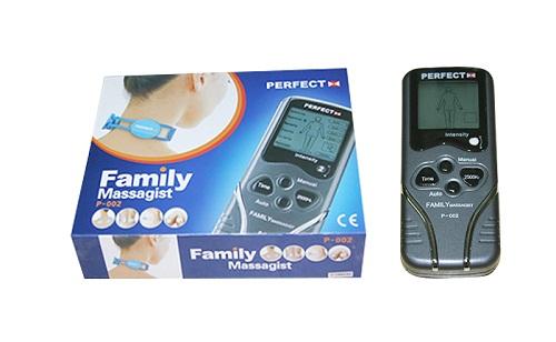 Thông tin sử dụng máy massage xung điện