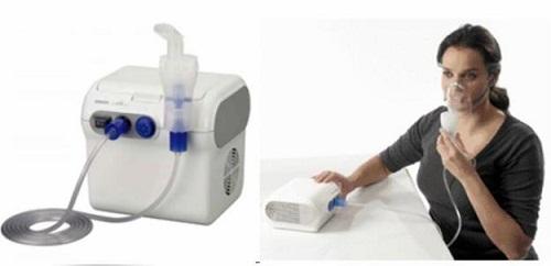 Trường hợp nên sử dụng máy xông mũi họng