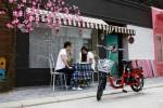 Sử dụng công nghệ sơn oto cho xe đạp điện