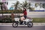 Khó khăn khi sử dụng xe đạp điện di chuyển trong thành phố