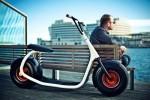 Xe đạp điện Scrooser nhỏ nhất thế giới
