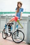 Xe đạp điện với công nghệ in khung 3D đầu tiên