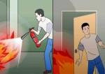 Hướng dẫn xử lý khi có đám cháy xảy ra