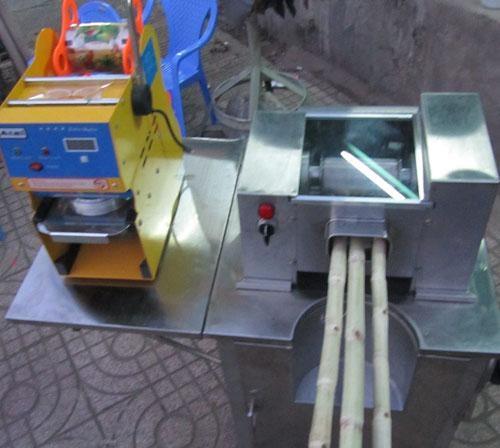 Hướng dẫn sử dụng máy ép nước mía