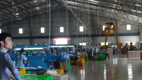 Nguyên tắc hoạt động của máy làm mát nhà xưởng