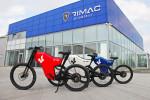 Xe đạp điện Greyp G12S – Nổi bật với khả năng chạy 80km/h