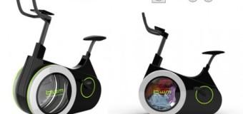 Sáng kiến độc đáo nhất: Chiếc xe đạp điện giảm cân và giặt quần áo