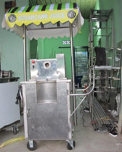 Cái nhìn của khách hàng về máy ép nước mía