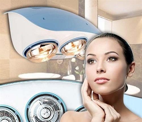Chất lượng bóng đèn hồng ngoại dùng cho nhà tắm