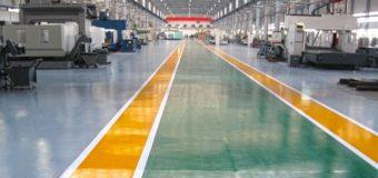 Giới thiệu sơn nền nhà xưởng công nghiệp