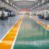 Sơn nền nhà xưởng công nghiệp