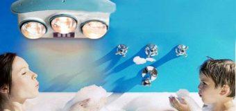 Tiêu chí chọn đèn sưởi hồng ngoại chất lượng cho mỗi gia đình