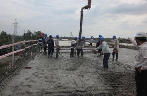 Hạn chế của bê tông tươi trong xây dựng