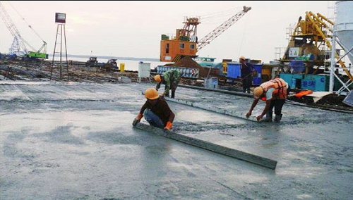 Chất lượng bê tông trong ngành xây dựng