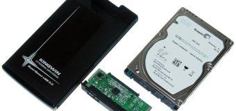 Biến hóa ổ cứng gắn trong cũ thành ổ cứng di động