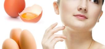Dưỡng trắng da với mặt nạ trứng gà chỉ trong 4 bước đơn giản