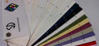 Các loại giấy được ứng dụng in tờ rơi hiện nay