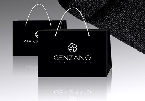 Sử dụng túi giấy cho các shop thời trang