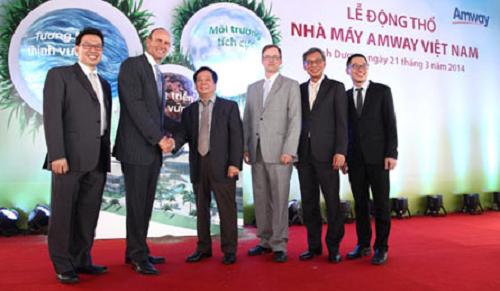 Thực hiện xây dựng nhà máy thứ 2 tại Việt Nam của Away