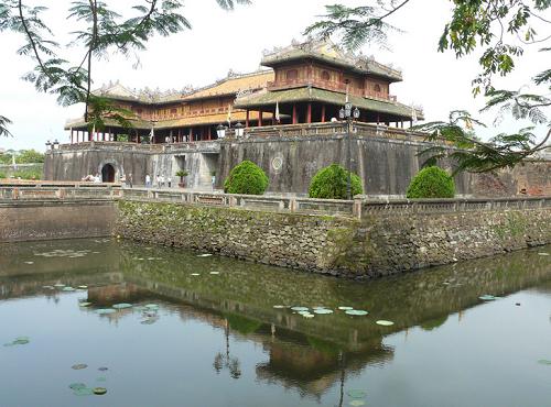 Kinh thành Huế- nét đẹp của thành phố Huế
