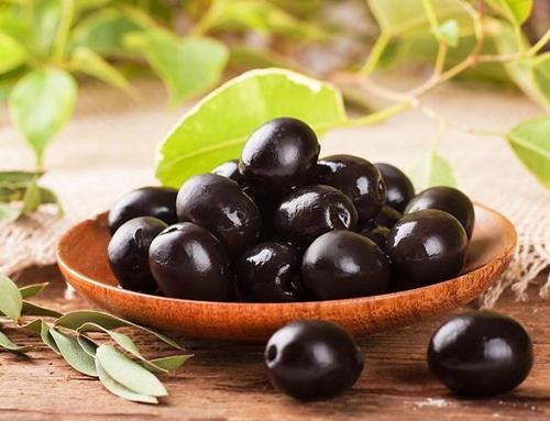 Quả ô liu đen- thực phẩm ngăn ngừa quá trình lão hóa