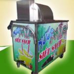 Máy ép nước mía nhập khẩu chất tại công ty Mai Phương