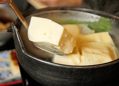 Yudofu- hương vị truyền thống cố đô Nhật Bản