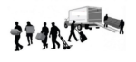 Taxi tải- phương tiện không thể thiếu của mỗi dịch vụ chuyển nhà