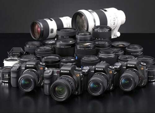 Lựa chọn ống kính cho người mới dùng DSLR