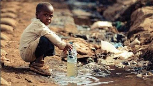 Thiếu nước sạch sinh hoạt là vấn đề đáng báo động trên toàn cầu