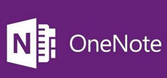 Phần mềm ghi chú OneNote – thủ thuật ghi chú tuyệt vời của Microsoft