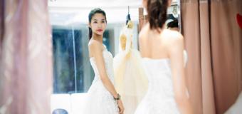 5 điều bạn cần nhớ khi đi thử áo cưới, váy cưới
