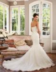 Váy cưới đuôi cá và những điều bạn cần lưu ý khi lựa chọn