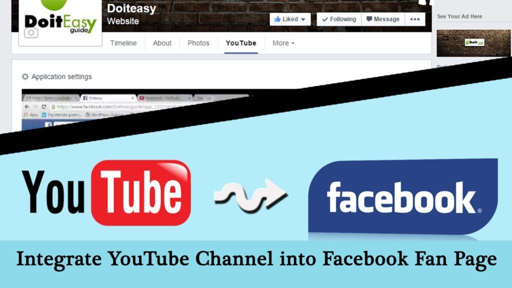 Tạo fanpage trên Facebook để tăng view cho video Youtube