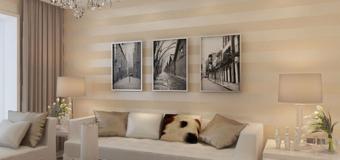 Thay đổi không gian làm việc với giấy dán tường