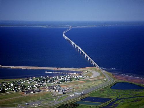Kiến trúc vĩ đại của cây cầu Confederation