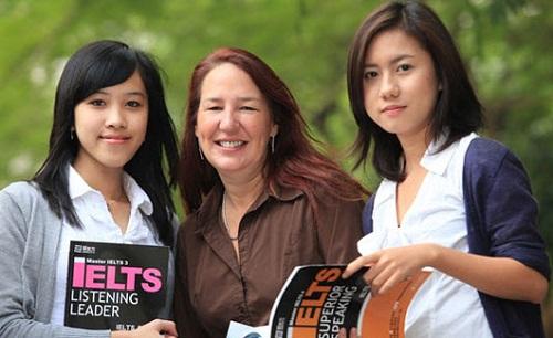 IELTS là tiêu chuẩn tiếng Anh cho du học