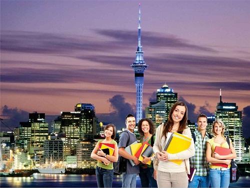 Điều kiện để du học Newzealand