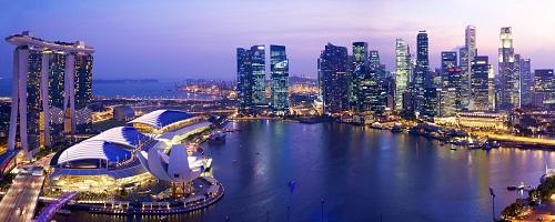 Singapore đất nước xinh đẹp