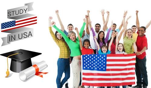 Du học Mỹ được nhiều người lựa chọn
