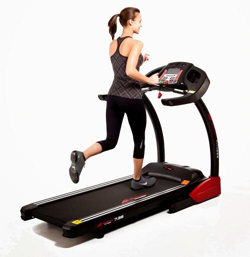 Máy chạy bộ giúp giảm cân hiệu quả