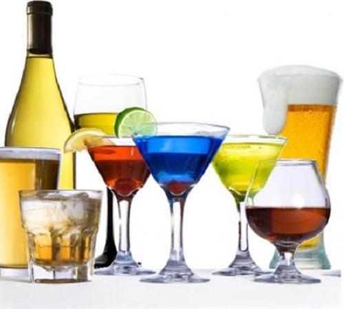 Tránh xa chất kích thích như bia rượu