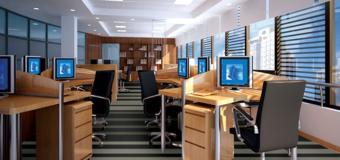 Cách chọn thảm văn phòng phù hợp với sàn gỗ