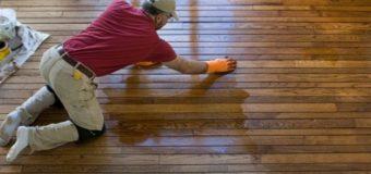 Cách xử lý khi sàn gỗ ở nhà bị thấm nước