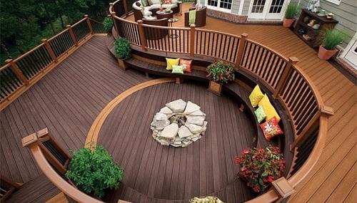 Cách bảo vệ sàn gỗ ngoài trời luôn bền đẹp