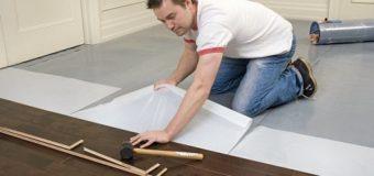 Lắp đặt sàn gỗ và các bước tiến hành lắp đặt