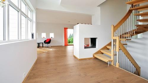 Bảo vệ sàn gỗ luôn bền đẹp vào mùa mưa