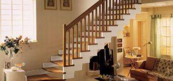 Những mẫu thiết kế cầu thang cho ngôi nhà ống tuyệt đẹp